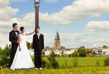 NETHERLANDS POSTWEDDING by Sano Wahyudi Photography