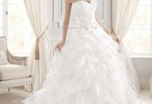 new collection by Aurelle House of Brides
