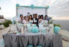 Karina & Indra Engagement Day - Karina Birthday Party by Delapan Bali Event & Wedding