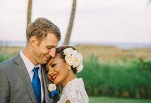 James Kiernan & Rosmita Amircan by Bali Berdua Wedding