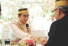 Sapto & Dhisty Wedding by Bantu Manten wedding Planner and Organizer