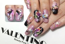 Nail Art portfolio  by felizenailart