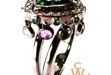 Custom made  by CW Jewels