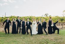 Hannah and James Wedding by iZO Photography
