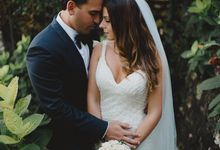 Nadia & Ron by Varawedding