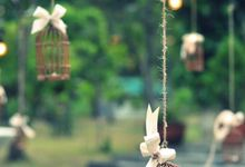 Garden rustic theme wedding by Sweet Comfort Events Management by Roman (Bingo) Flores