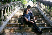 Pre-Wedding | Ryan & Cynthia by UnderTheStars Photography