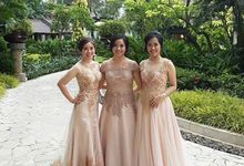 Mom  and sister gown by SAVORENT - Gown Rental