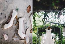 Justin and Rika by Lewin Terrace