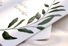 Nature Elegance by Kiyo Cards and Favors