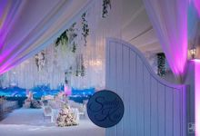 Royal theme wedding with star studded guests by Sweet Comfort Events Management by Roman (Bingo) Flores