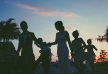 Megi & Ifan Wedding by Delapan Bali Event & Wedding