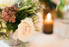 Flowers by Tefillah Wedding