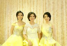 Evening gowns by YANNA CHEN ATELIER