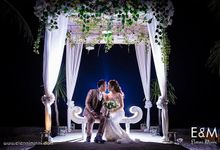 The wedding of Rendy and Anggi by Eienni Minni