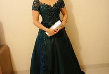 TV and Media appearance for our gowns by SAVORENT - Gown Rental