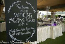 WEDDING OF MAVIS & JAYDEN by Your Wedding Partner
