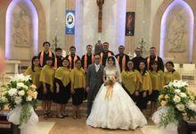 The Holy Matrimony of Antonius Kevin Setia Atmadja & Emilia Hermansjah by Vox Angelorum Choir