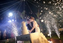 Sein & Jovita @ Villa Asada by Bali Dream Day