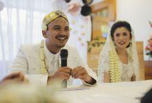 Diandra & Ikhsan Akad Nikah by Derzia Photolab