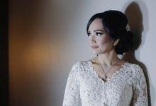 Wedding Reception Of ELLA & BAYU by Derzia Photolab