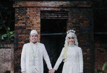 ALDO & DISTY WEDDING by Derzia Photolab