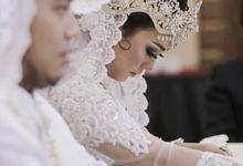 Wedding Of Danty & Agi by Derzia Photolab