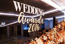 Wedding Awards 2016 by Maria German decor