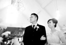 Riri & Tenov Wedding Party by Team Ketjil Pelaksana Acara