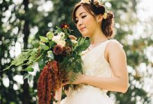 In the Woods by Blossoms Bridal & Occasions