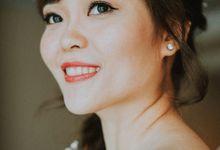 Romantic Braids by Makeup Maestro Weddings