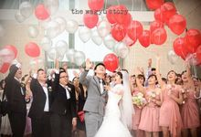 Cai Ming & Meliana's Wedding by The Wagyu Story