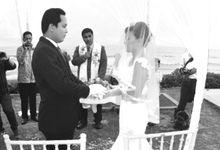 Sinthya & Enrico Wedding by Bali Palma Wedding