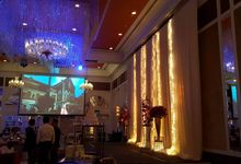 Lovely Marriage to San How and Shimin by EPeak Event Solutions
