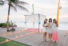 Life's a Beach! by Wedding en Vogue