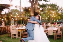 Christian garden wedding  by Sweet Comfort Events Management by Roman (Bingo) Flores
