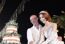 Vincent and Aynun wedding by one fine day wedding bali