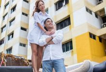 Ivan & Dawn Engagement Shoot by Love Crafted