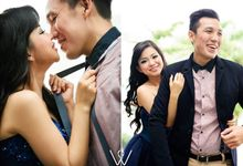 Engagement | Dimaz & Sanny by The Wagyu Story