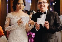 Prita and Ferdi Wedding by Yuo And Leather