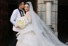 Shaun & Melissa Wedding by NOMINA PHOTOGRAPHY