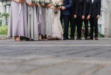 The Wedding of Handy and Anissa by Bernardo Pictura
