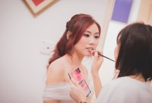 Wedding of Si Tong by Doll Up Inc