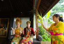 Balinese Blessing Wedding by Bali Exotic Wedding Organizer