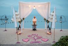 Balinese Wedding Commitment by Sadara Boutique Beach Resort