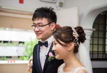 Wedding of Wan Ting by Doll Up Inc