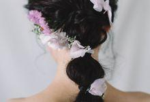 Glamorous Elegant Timeless by Makeup Maestro Weddings