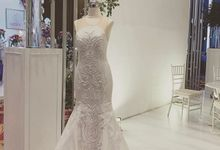 Wedding Dress by Outress
