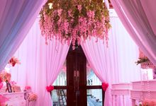 Wedding of Andreas & Diana by Azalia Decoration