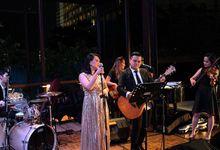 On Five Grand Hyatt Jakarta The wedding of Marcia & Reo by Lemon Tree Entertainment